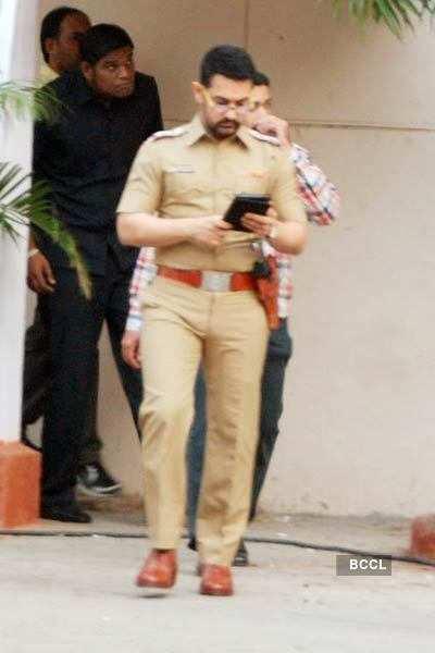 Aamir's new look for Reema Kagti movie