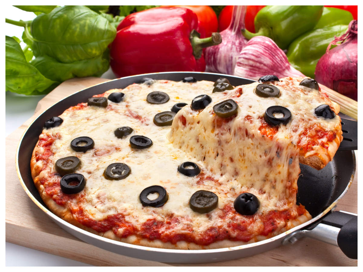 How to make pizza without an oven?