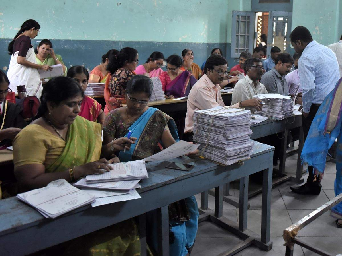 UP board commences evaluation, Bihar to start from tomorrow