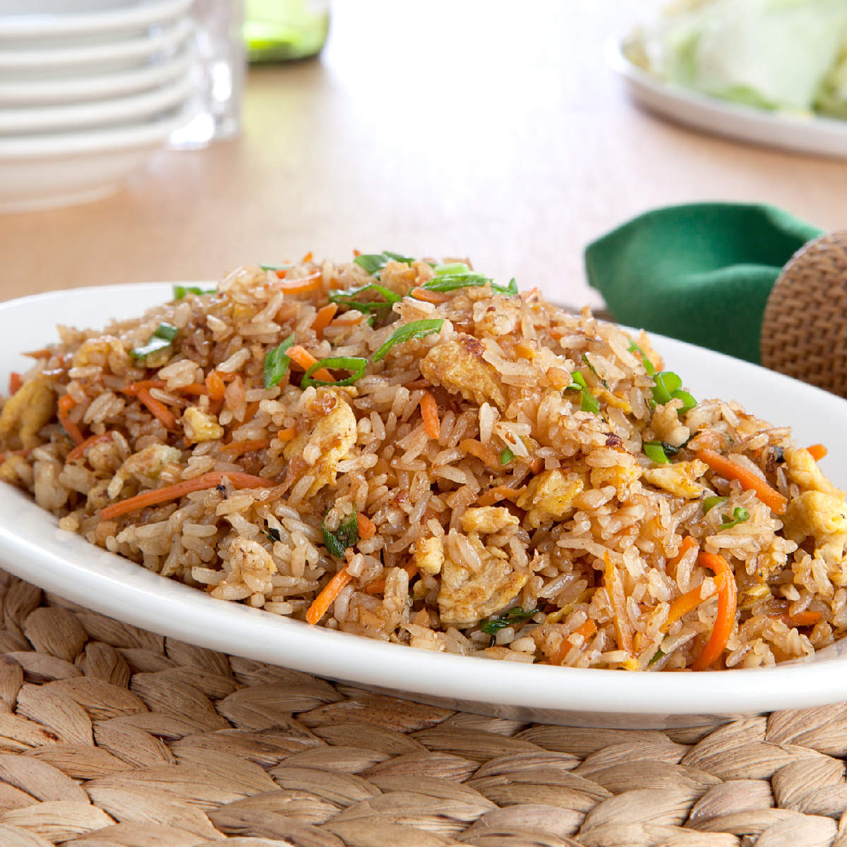 Chicken Fried Rice Recipe How To Make Chicken Fried Rice Recipe Homemade Chicken Fried Rice Recipe