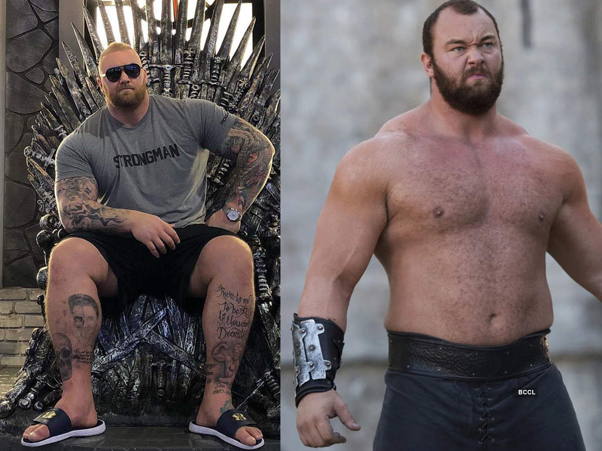 Professional strongman and actor breaks deadlift world record, lifts 501 kgs