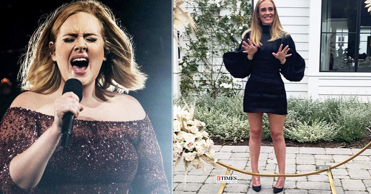 Adele is breaking the internet with her unbelievable weight loss picture