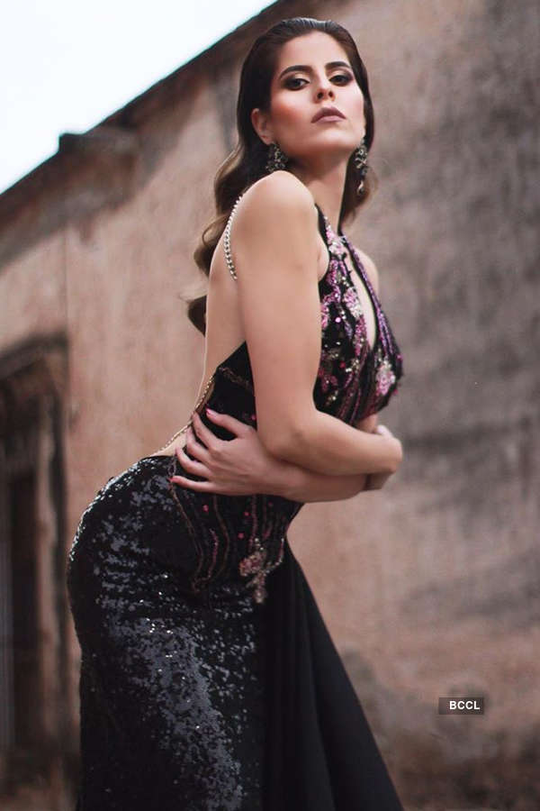 Nathalia Martínez is all set to represent Sonora at Mexicana Universal 2020