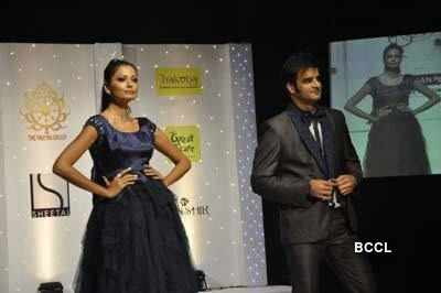 Models Walk The Ramp To Showcase Creations During Sndt College Fashion Show At St Andrews Bandra Mumbai Photogallery