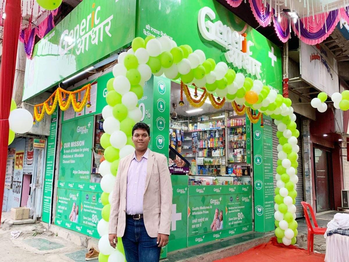 Ratan Tata Invests In 18 Year Old's Pharma Startup Generic Aadhaar