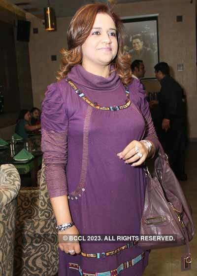 Seema Nagpal At A Party At Green Lounge In Pitampura Photogallery