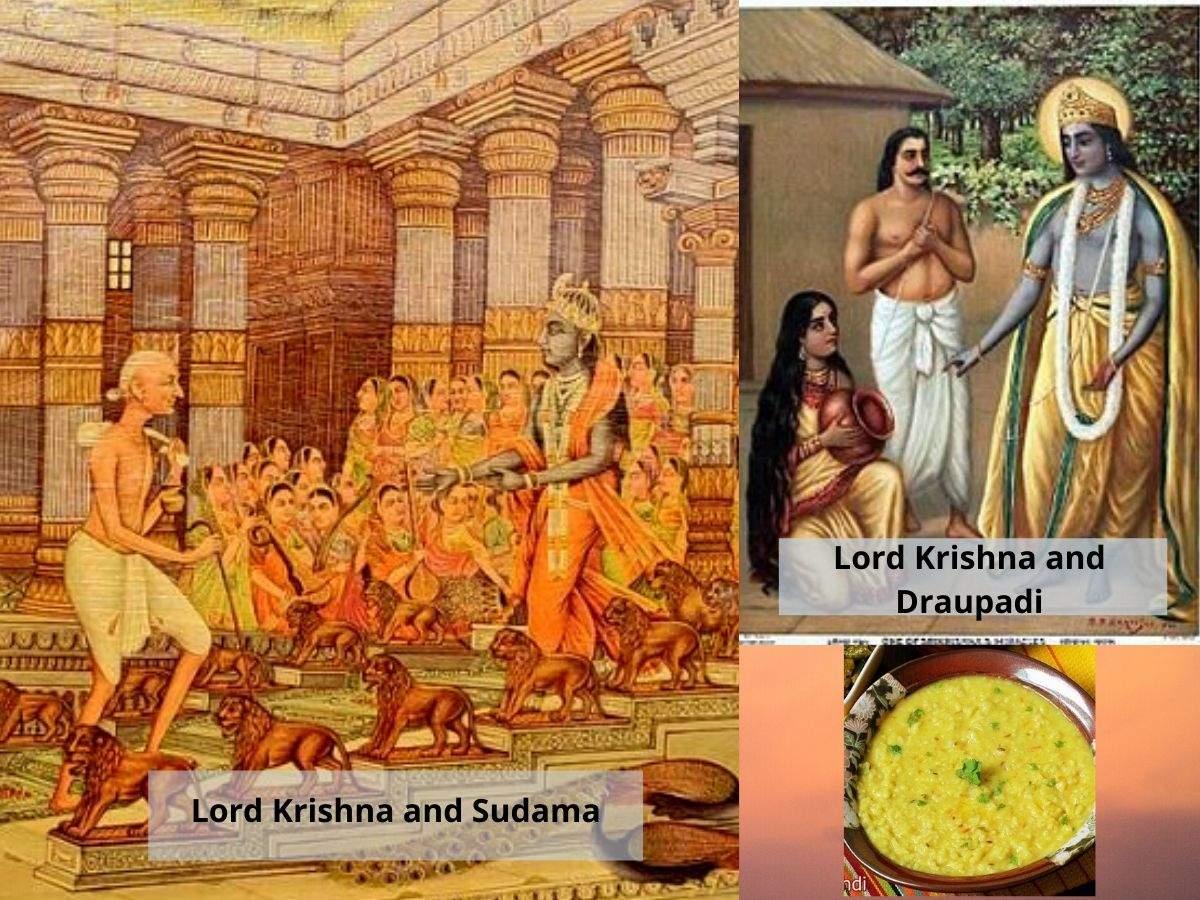 Khichdi in 'Mahabharata'