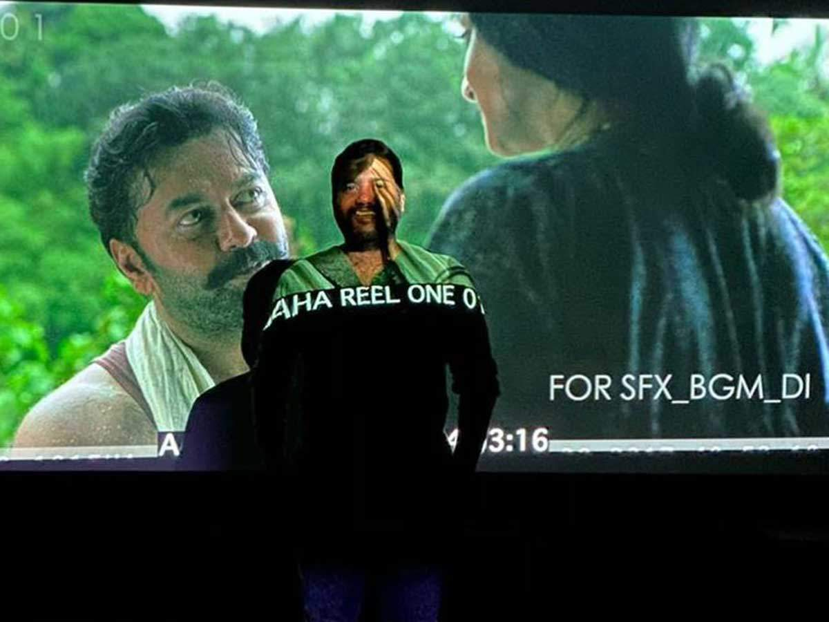 Ajayan Chalissery Exclusive Cinematographer Turned Directors Like Amal Neerad And Santhosh Sivan Have Clarity About Everything Mollywood Art Director Ajayan Chalissery Malayalam Movie News Times Of India