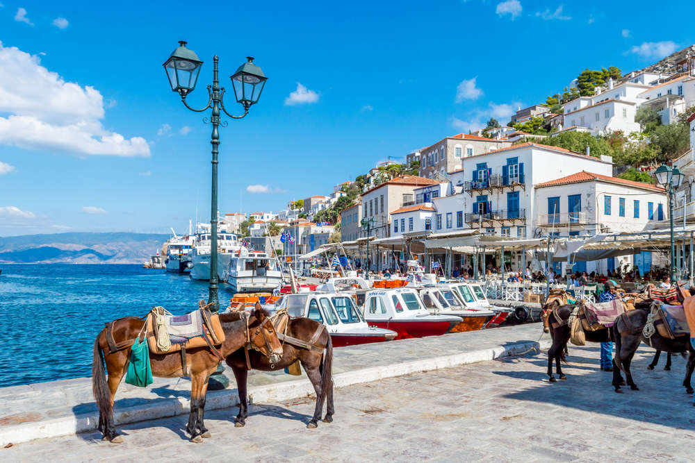 Greece to allow tourist arrivals starting July 1; conditions apply | Times of India Travel