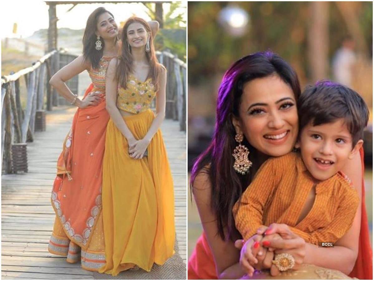Shweta Tiwari, Somya Seth, Dalljiet Kaur: Single moms of television   The Times of India