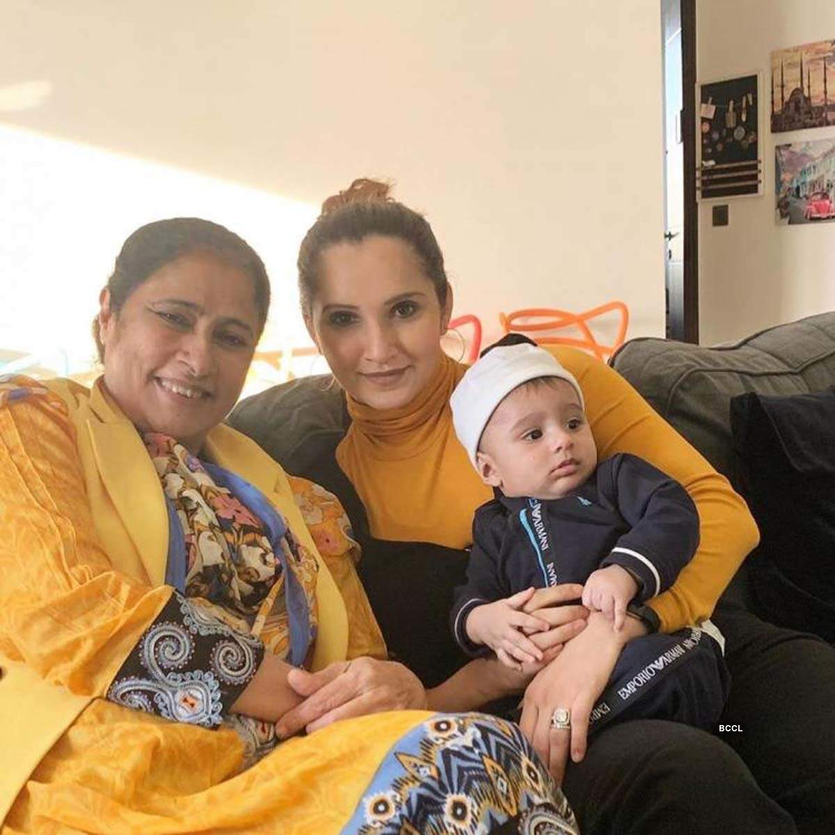 Meet the super moms of our favourite Indian sports stars