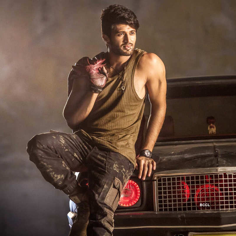 Birthday special: 30 most stylish pictures of Tollywood's heartthrob Vijay Deverakonda