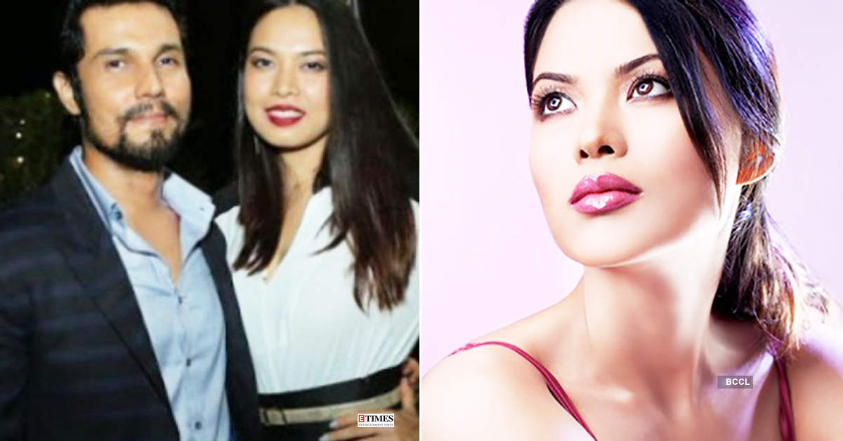 Glamorous pictures of Randeep Hooda's ladylove Lin Laishram