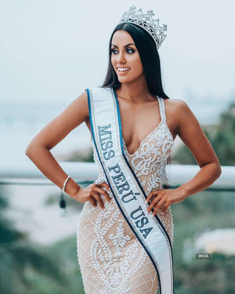 Camila Escribens appointed Miss Supranational Peru 2020