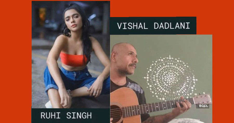 """I know what is right and what is wrong"" - Vishal Dadlani in conversation with Ruhi Singh"