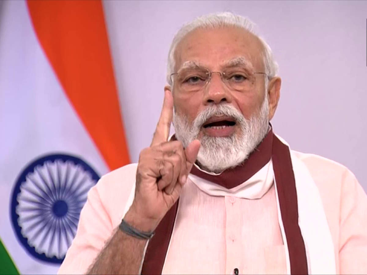 Lock Extension: Lockdown 4.0 in a new way, with new rules, PM Modi | India News