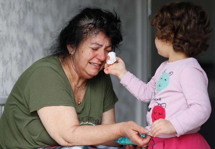 In pics: UK's Covid-19 death toll crosses 40,000