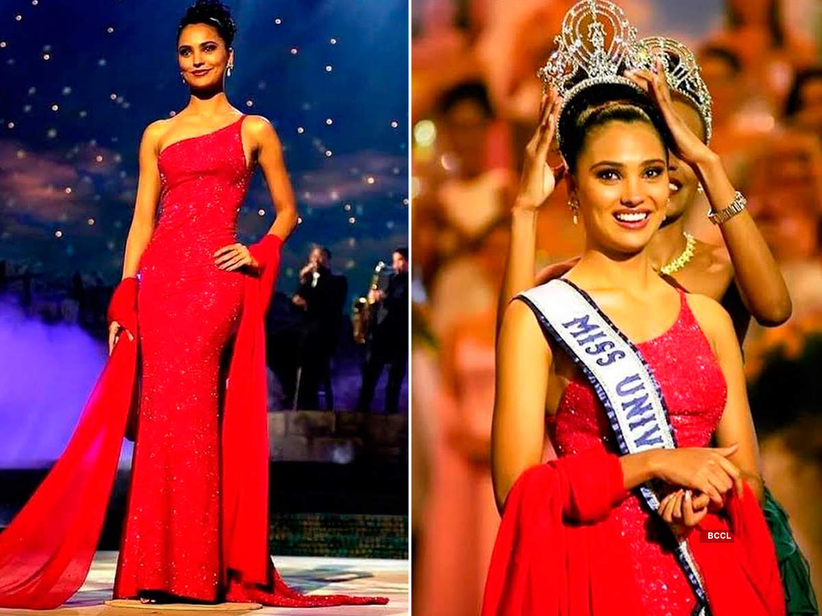 Lara Dutta celebrates 20 years of her Miss Universe title