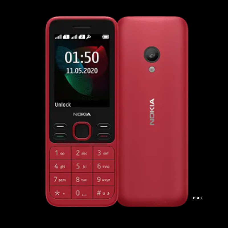 Nokia 125 & Nokia 150 feature phones launched
