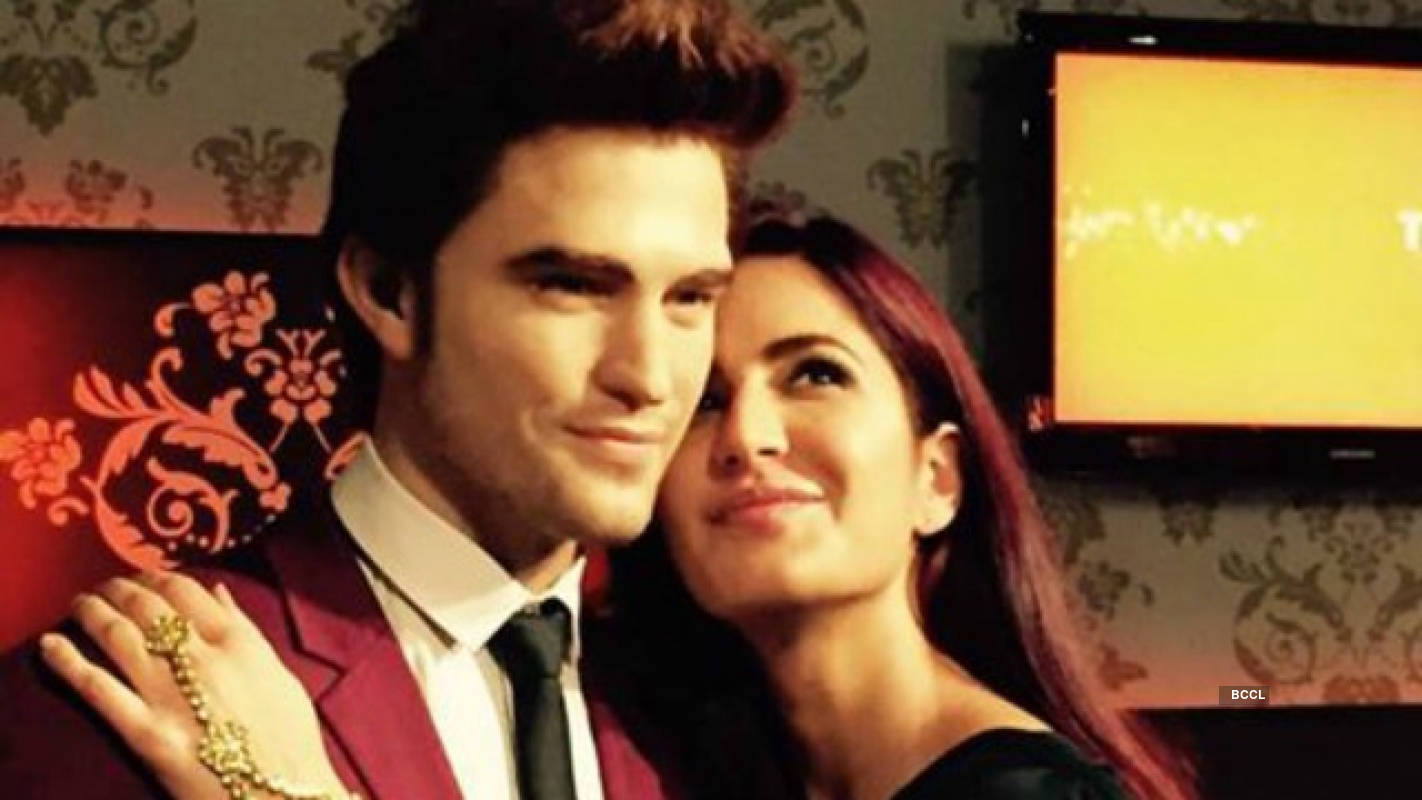 When Katrina Kaif had a huge crush on birthday boy Robert Pattinson...