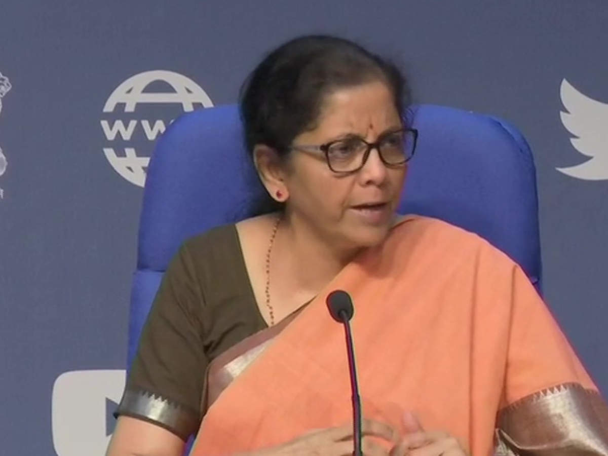 Nirmala Sitharaman leans on banks, institutions to fund package