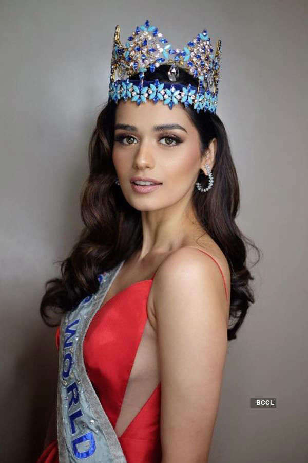 Happy Birthday Manushi Chhillar! Soar high and spread your colors