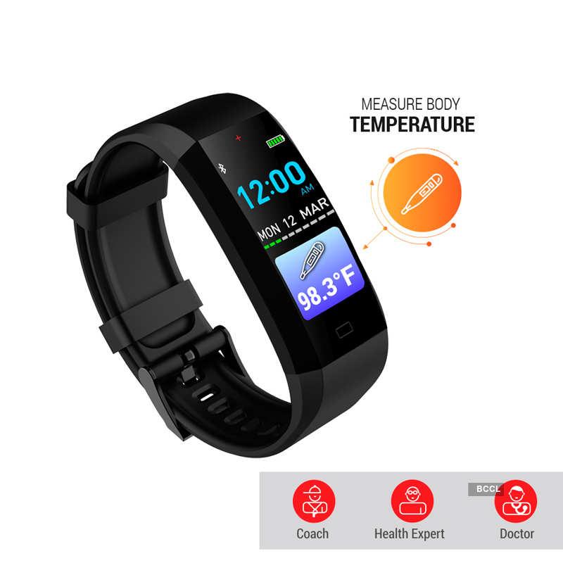 GOQii Vital 3.0 wristband launched