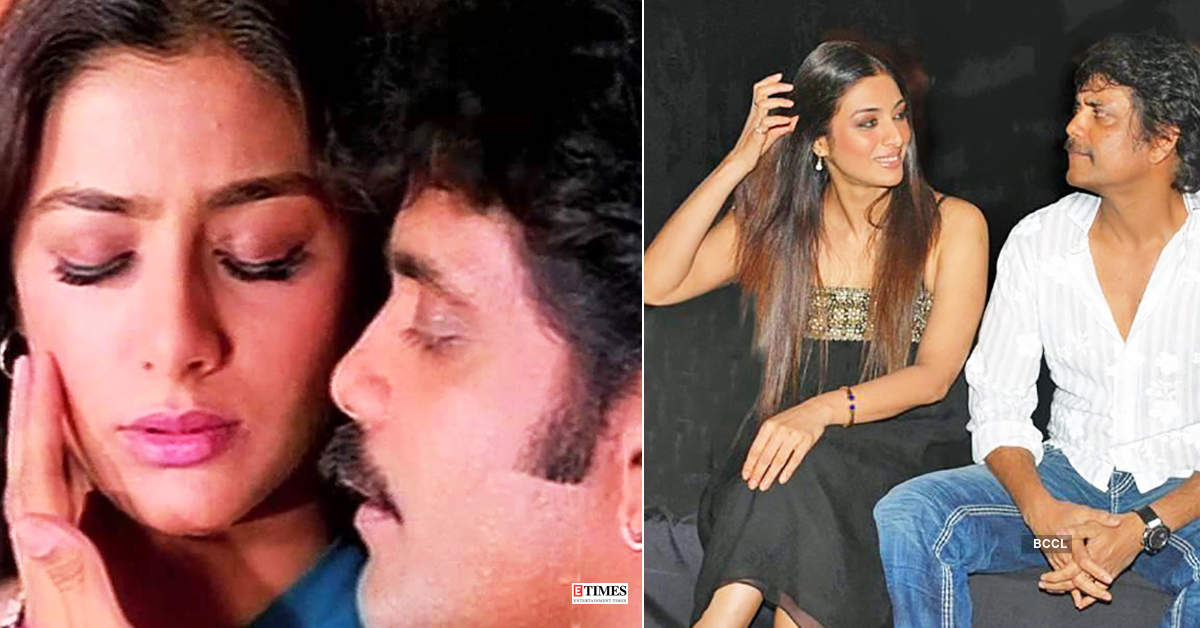 When Nagarjuna dated Tabu for 15 years despite being married