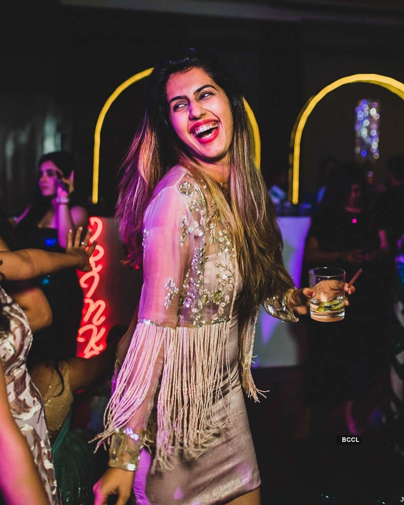 Pictures of Taapsee Pannu's sister, who is the latest crush & emerging diva of social media