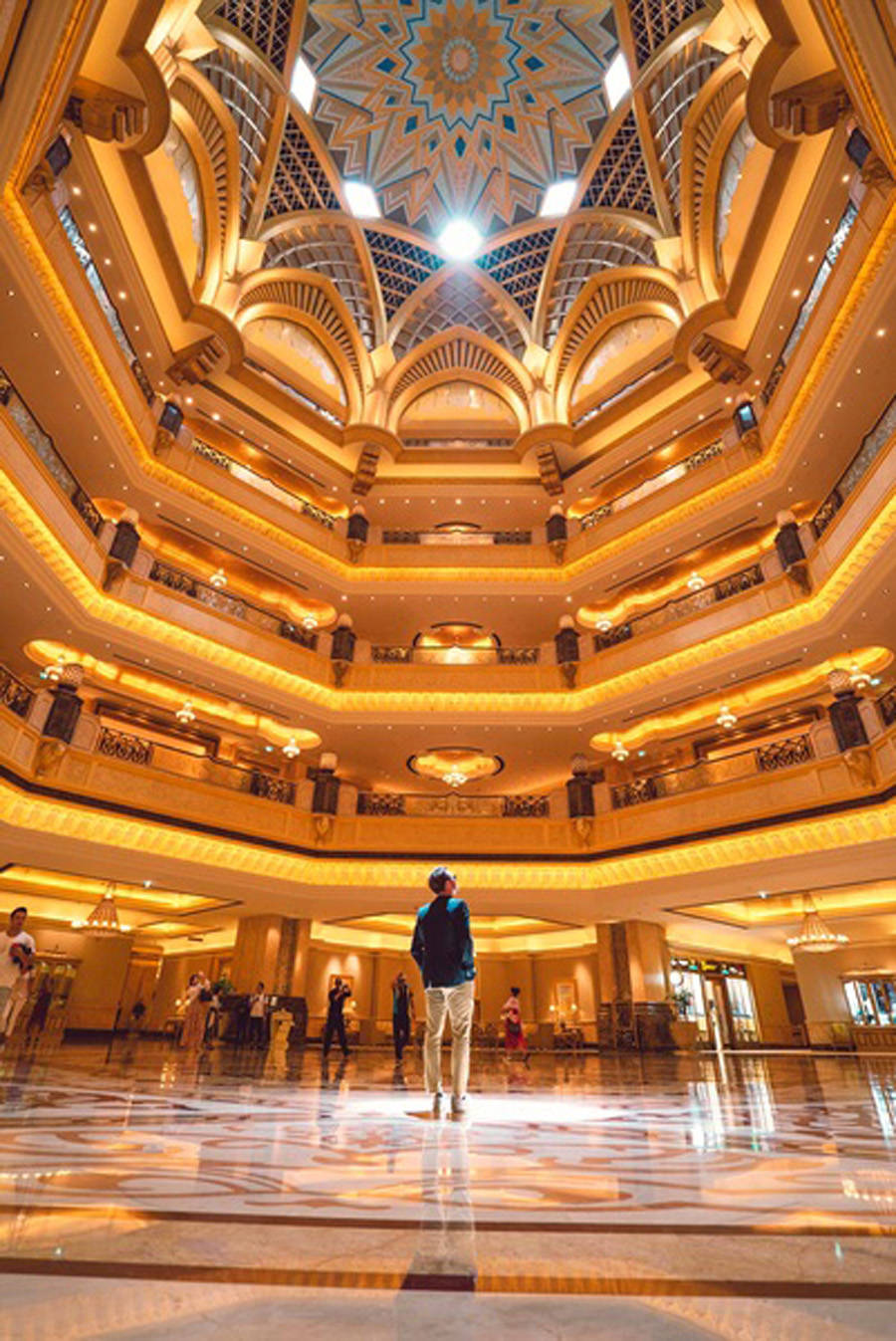 Rejuvenate yourself in the bliss of Emirates Palace