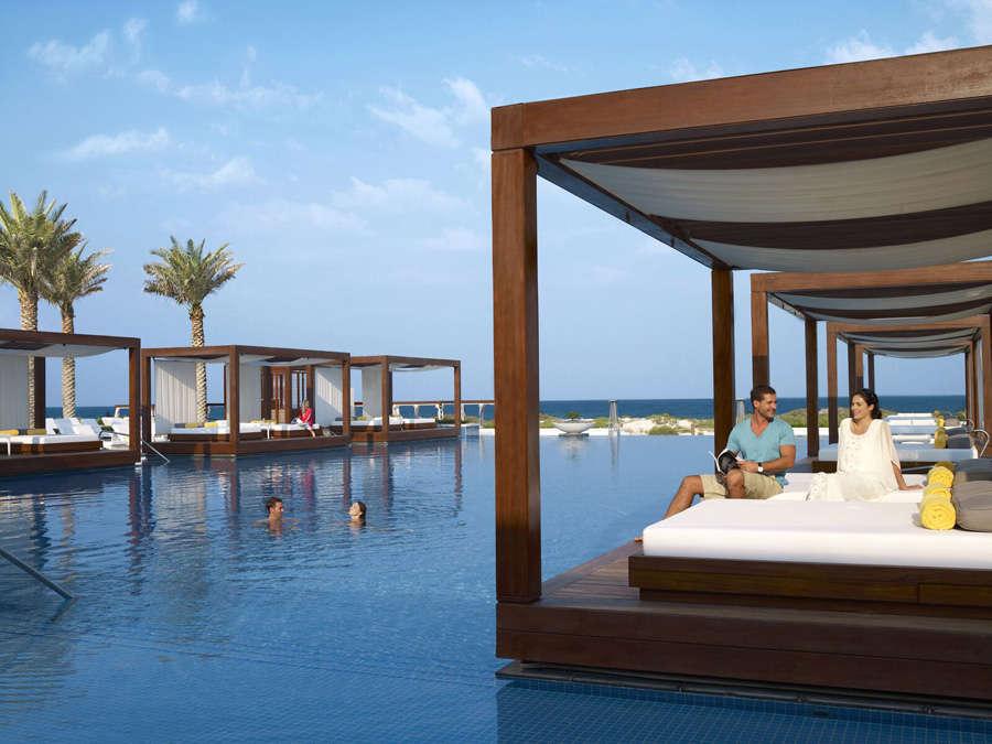 Saadiyat Beach Club: An enchanting tourist destination