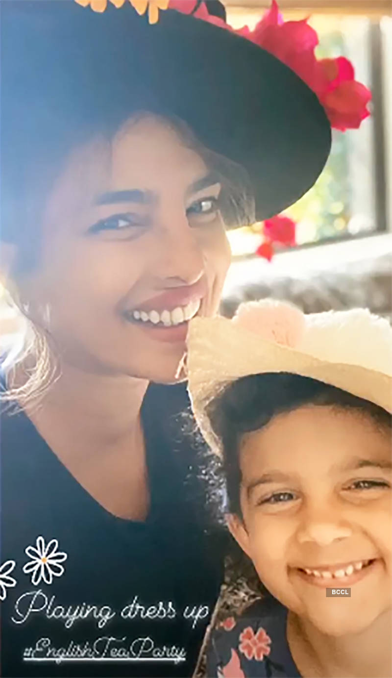 Priyanka Chopra will set your hearts racing with her latest picture
