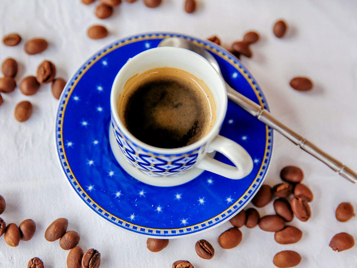 Drink 2-3 cups of coffee to lose weight quickly