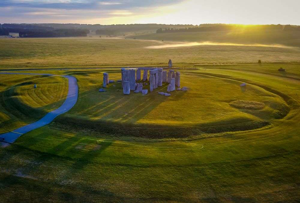Stonehenge's much-loved summer solstice event to be live streamed this year    Times of India Travel