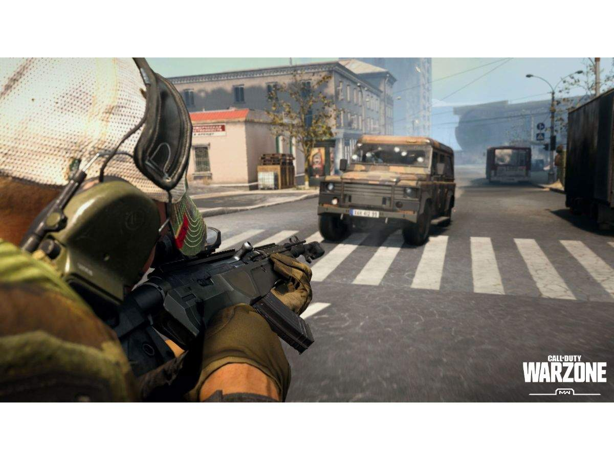 Call Of Duty Warzone Season 4 Leaked Details Suggest New