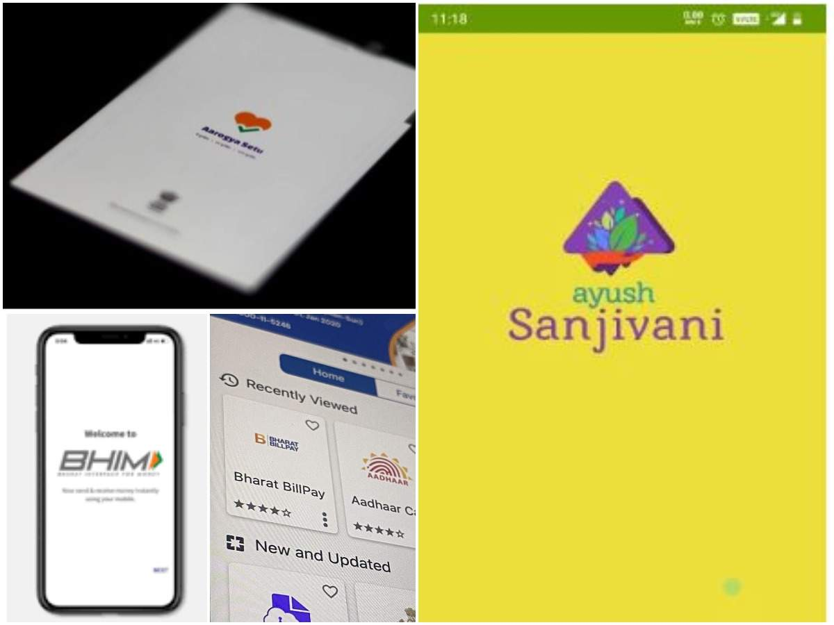 6 official apps government 'wants' you to download to fight Covid-19