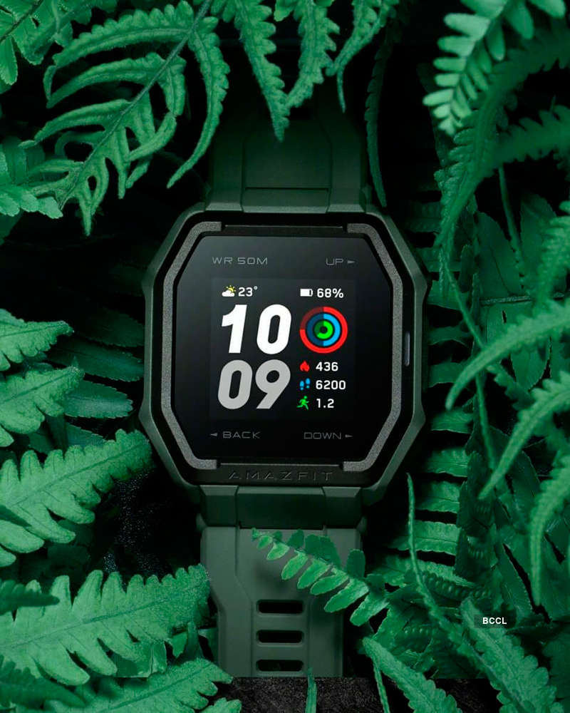 Amazfit Ares smartwatch launched