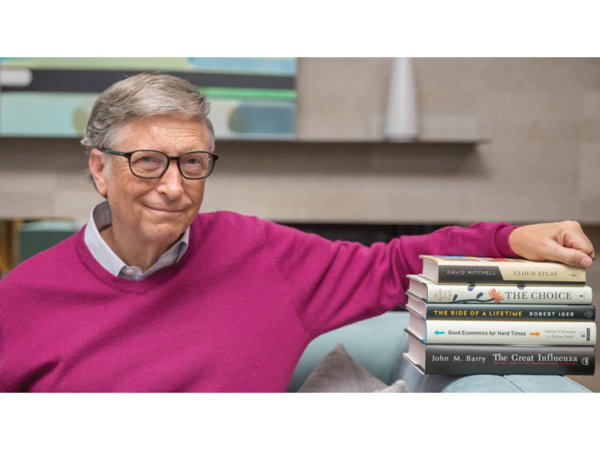 10 books Bill Gates wants you to read this summer