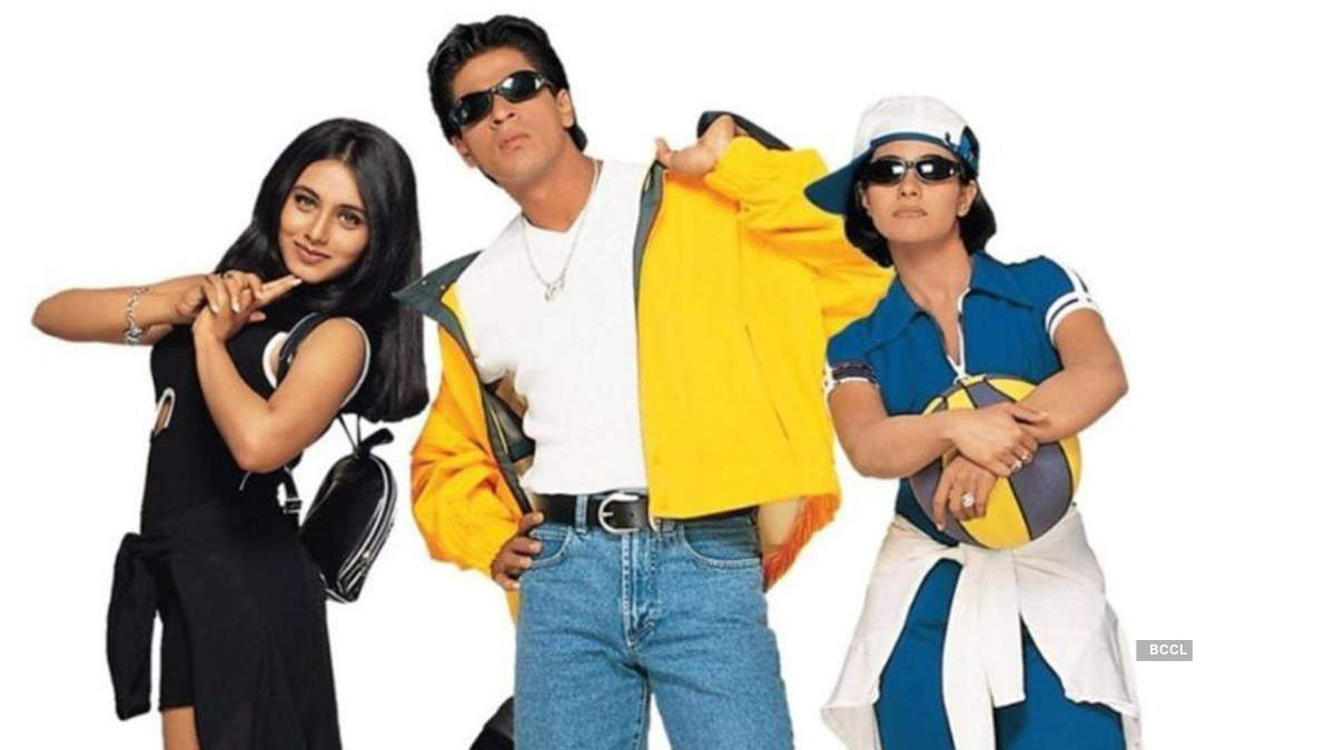 How Bollywood movie Kuch Kuch Hota Hai became a fashion trend!