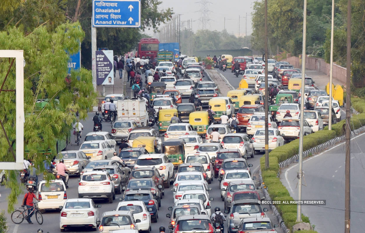 Lockdown 4.0: Heavy traffic as life limps back to normalcy