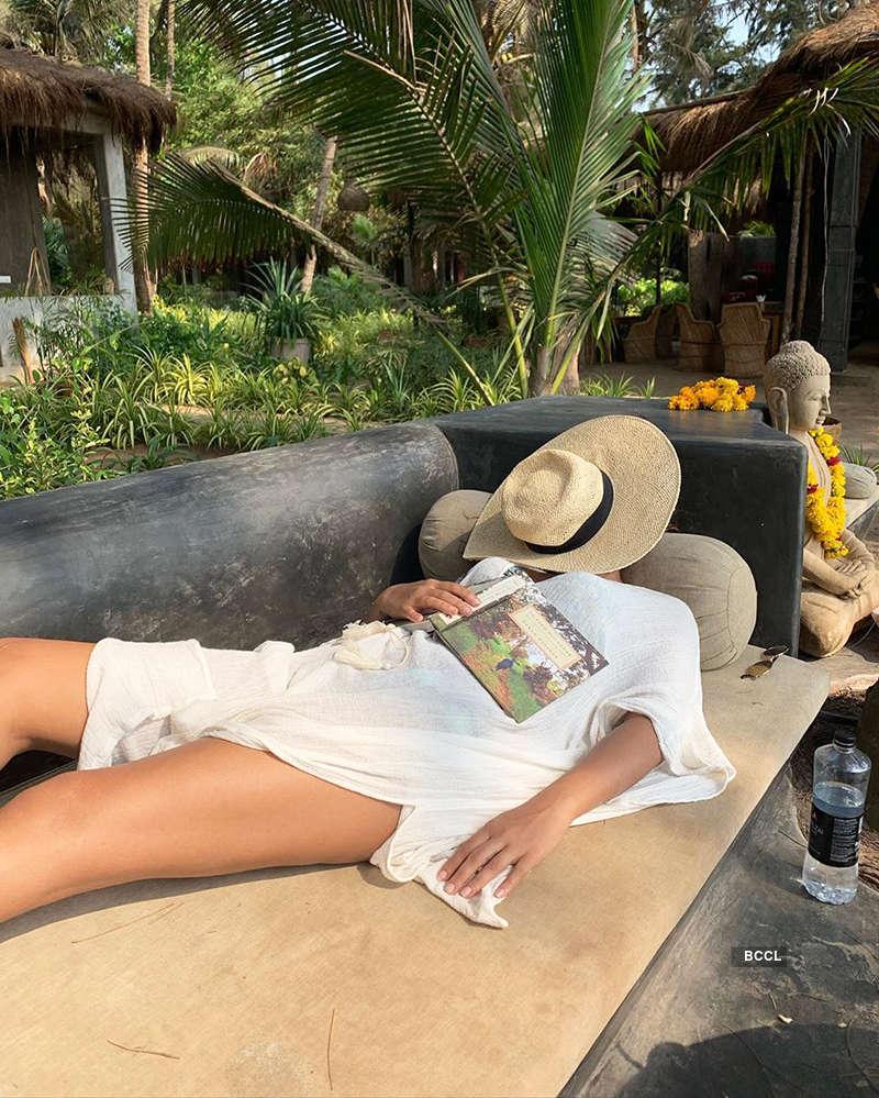 Aisha Sharma is turning up the heat with her glamorous photoshoots