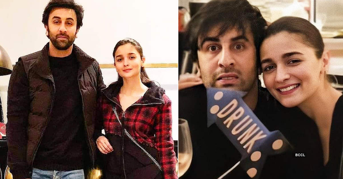 When Alia Bhatt enjoyed a dinner date with beau Ranbir Kapoor & mommy Neetu Kapoor...