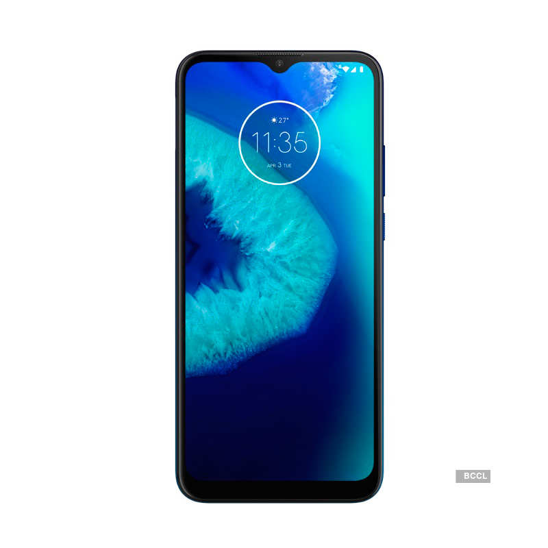 Moto G8 Power Lite smartphone launched