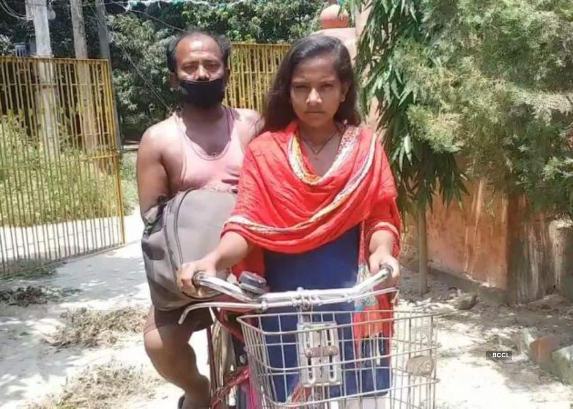 Meet Shravan Kumar of 21st century: Jyoti Kumari, who cycled 1,200 km carrying father