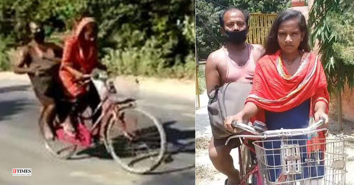 Meet Shravan Kumar of 21st century: Jyoti Kumari, who cycled 1,200 km carrying father