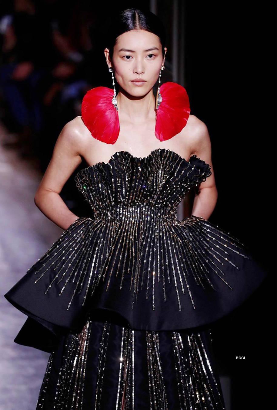 Meet China's first bona fide supermodel Liu Wen