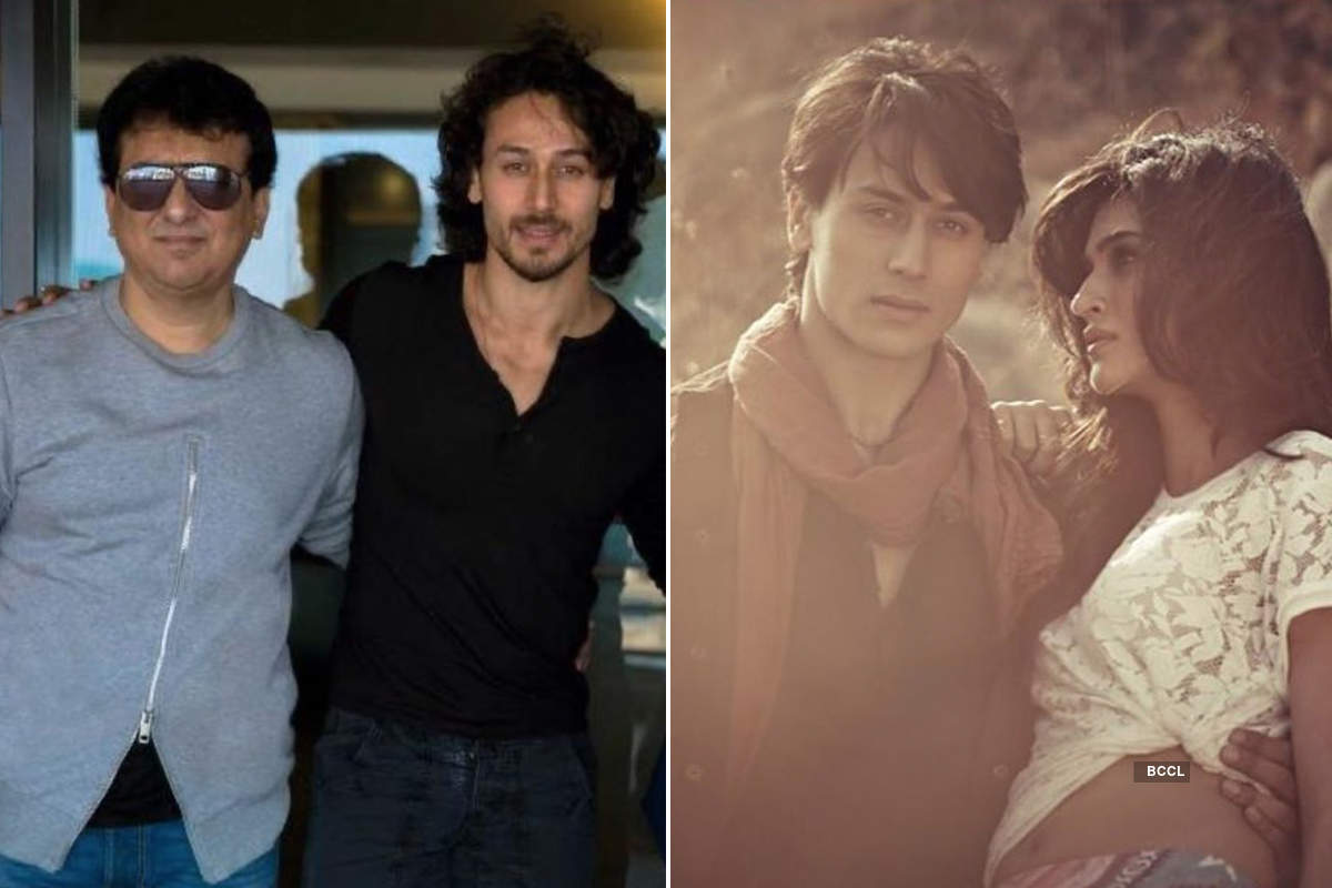 Tiger Shroff shares stunning throwback pictures with Kriti Sanon as 'Heropanti' completes six years