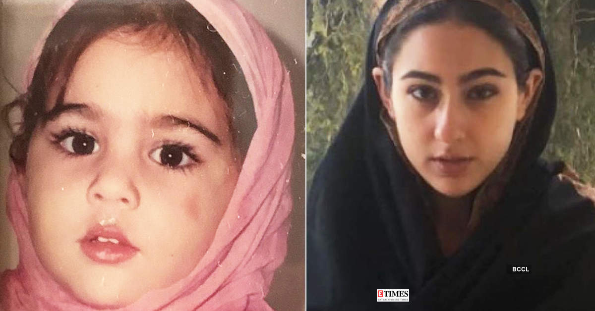This cute picture of Sara Ali Khan wishing fans on Eid is winning the internet...