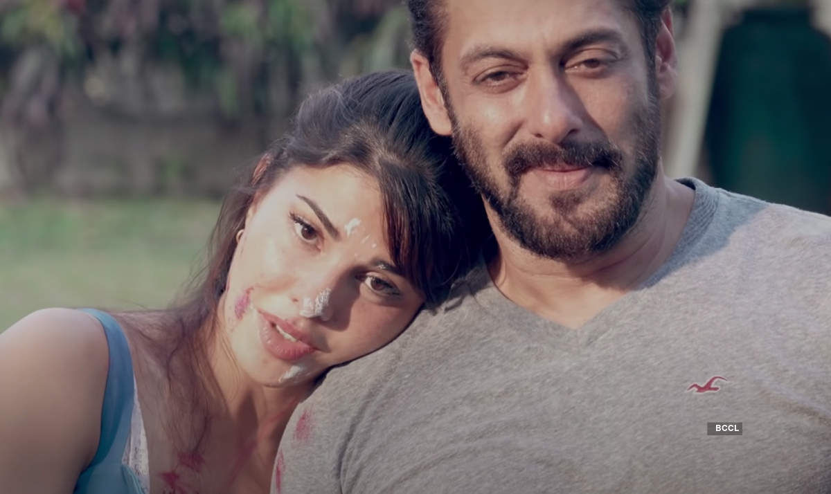 Salman Khan shot the entire music video of his debut song 'Tere Bina' at his farm during the lockdown