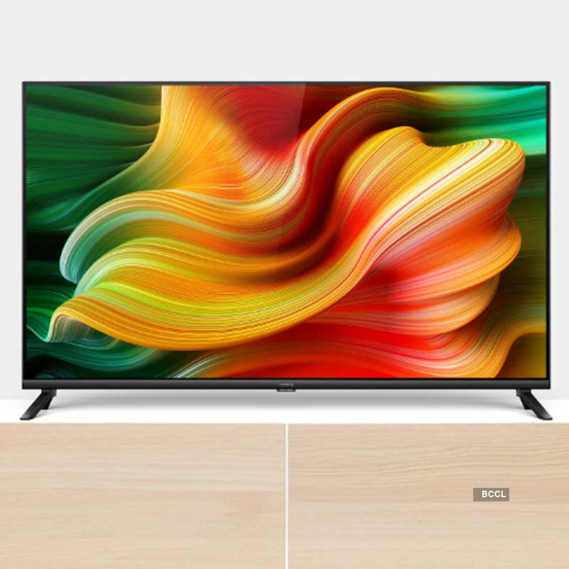 Realme launches Smart TV